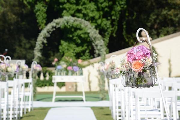 boda civil en la hacienda