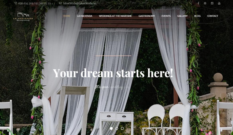 ¡Hoy nace nuestra nueva web!