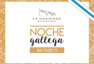 Celebren la Nit Gallega 2019!